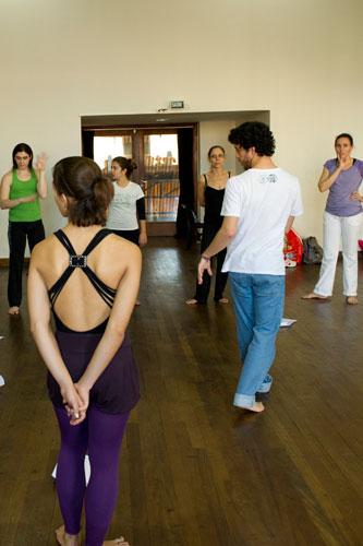 Oficina de Música para Dança - Bailarinos