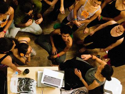 Oficina de Repertório da José Limón Dance Company